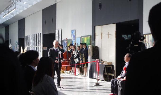 平成31年度 基町高等学校 創造表現コース・美術部卒業作品展