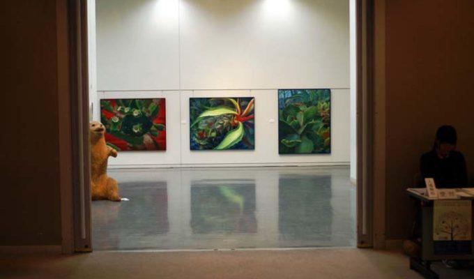 第55回広島大学大学院教育学部芸術系コース 修了・卒業制作展