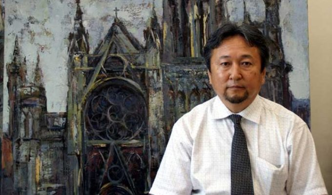 アトリエ訪問第47回 長谷川雅敏氏